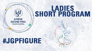 Ladies Short Program MINSK 2017