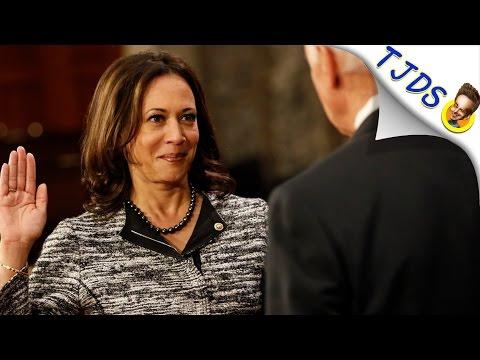 "Kamala Harris Chides Progressives Over ""Purity Tests"" For Democrats"
