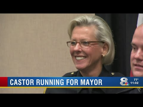 Jane Castor to run for Tampa mayor