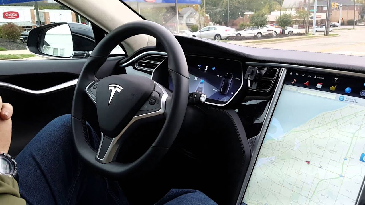 Tesla Autopilot v7.0 Intro Video