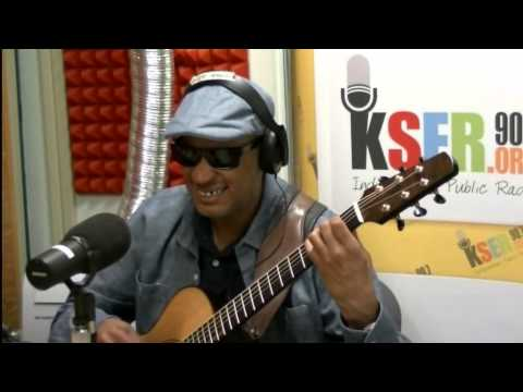 KSER Raul Midon - Suddenly