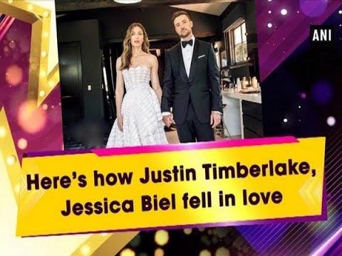 Here's How Justin Timberlake, Jessica Biel Fell In Love - #ANI News