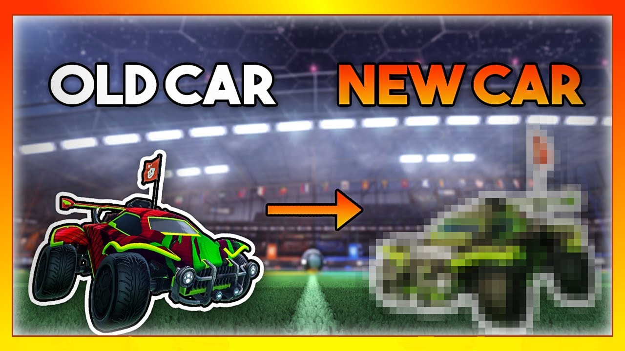 Officially Changing My Car Preset For The First Time EVER | 2's Until I Lose Ep. 19 | Rocket League