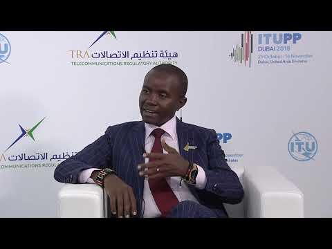 ITU INTERVIEWS @ PP-18: H.E. Joseph Mucheru, Ministry of Information, Comms. and Tech., Kenya