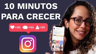 Prácticas Diarias Y Semanales Para Crecer En Instagram