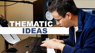 Idéias temáticas, reflexões e catarse emocional na quarentena | Pré-produção da gravação