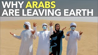 Why Arabs Are Leaving Earth