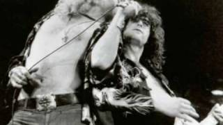 Led Zeppelin doing Long Brown Wavy Hair  (With Trippy rare pictures of Led Zeppelin)