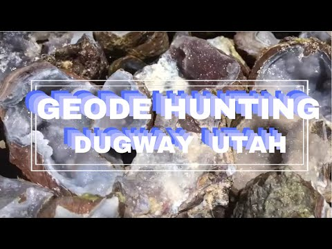 Dugway Geode Beds