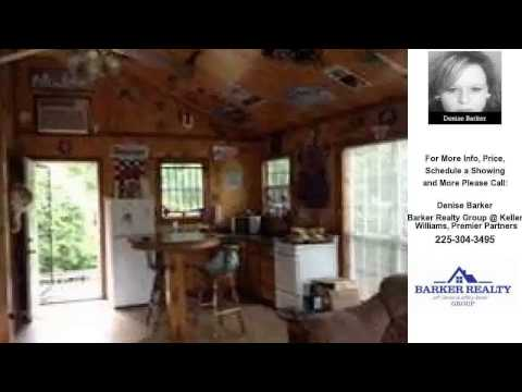 18795 La Trace Rd, French Settlement, Louisiana Presented by Denise Barker.