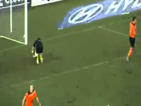 Alessandro Del Piero Amazing Skill Brisbane Roar 10 Sydney FC 28.03.2013