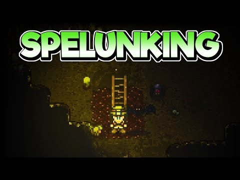 Spelunking – Gleaner Heights Gameplay – Let's Play Part 9