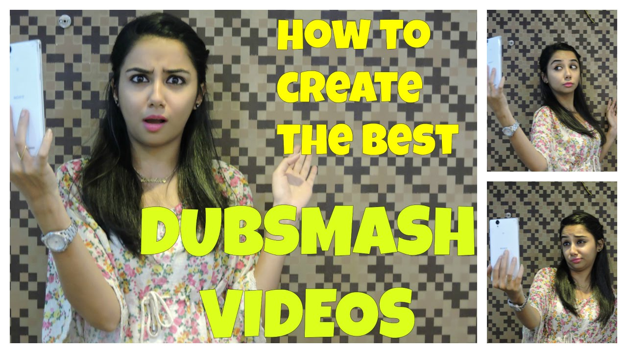 Cool dubsmash ideas - How To Create The Perfect Dubsmash Videos Latest Funny Videos Funniest Dubsmash Mostlysane Youtube