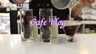 [Vlog] 카페 브이로그 | cafe vlog | 유…
