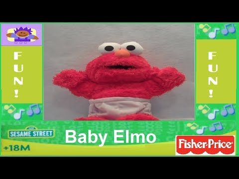 HD Fisher toys price elmo