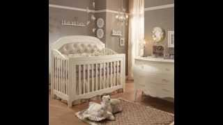 Baby Nursery Furniture Set Design Ideas