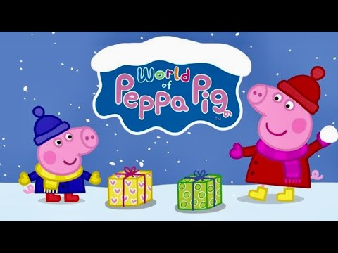 Peppa Pig - World of Peppa Pig App Full Version Games for Toddlers