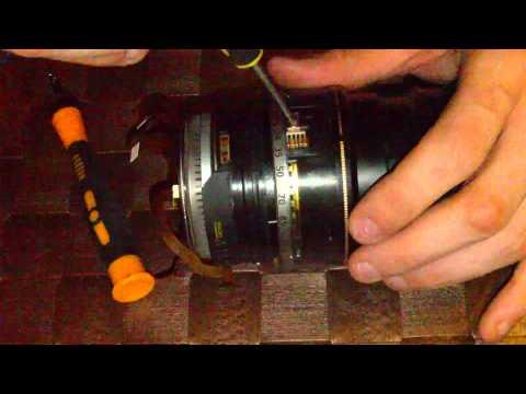 BitBastelei #64 Canon EF-S 17-85 IS USM - Teardown / Shutter-Reparatur
