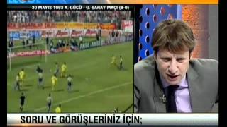 Kaya Çilingiroğlu 8-0 biten Ankaragücü - Galatasaray maçını yorumluyor