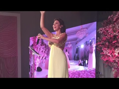 Myriam Fares Live Wedding Performance Oman ميريام فارس تغني مباشر في الأفراح عمان