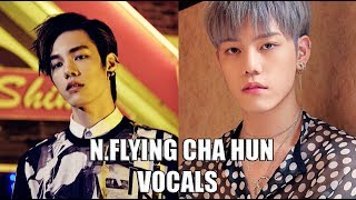 Download lagu N Flying Cha Hun Vocal Compilation MP3
