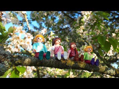 Clip playmobil Just A Dream Pour Louise Eva et Amélia