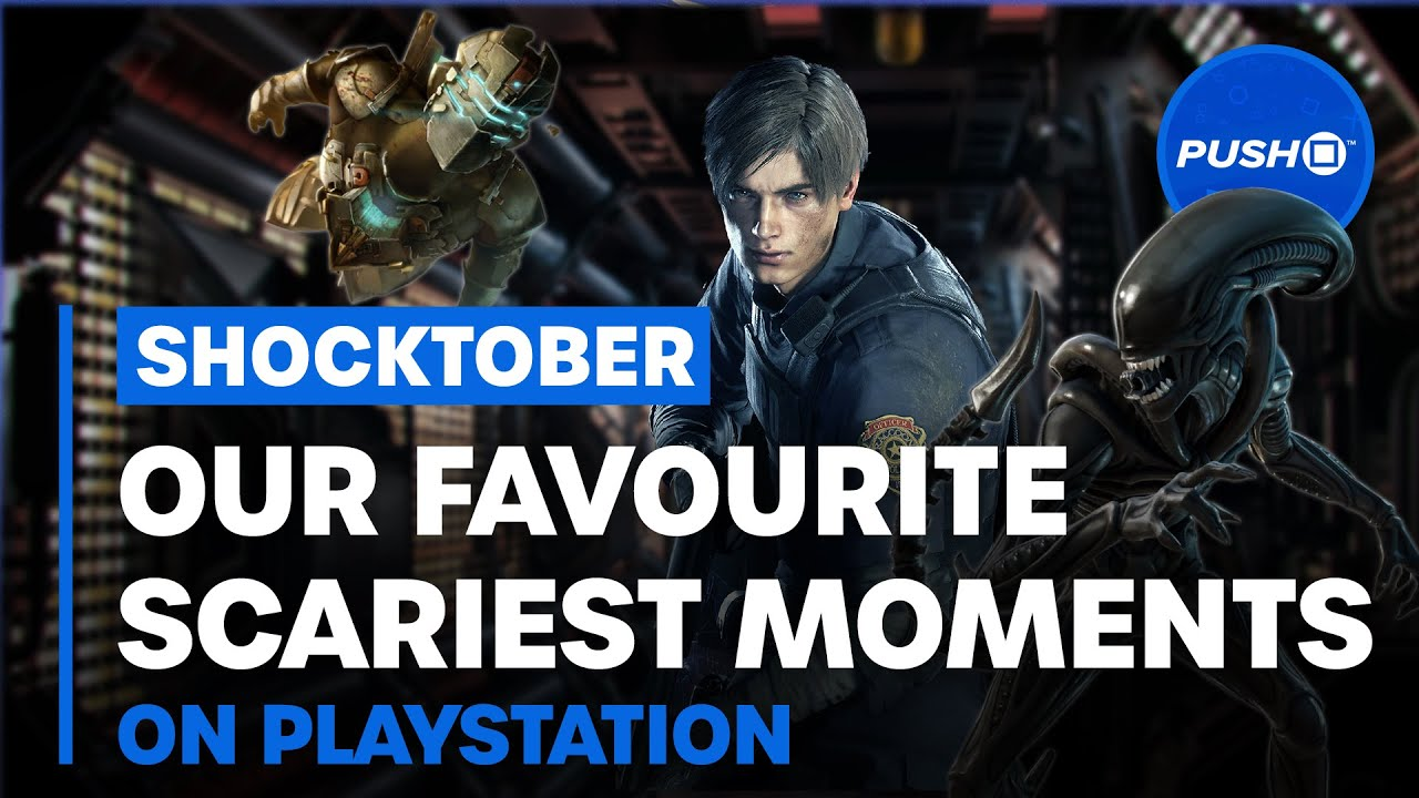 Our Favourite Scariest Moments On PlayStation