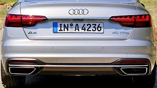2020 Audi A4 Sedan – Ready to fight C-Class and 3 Series?