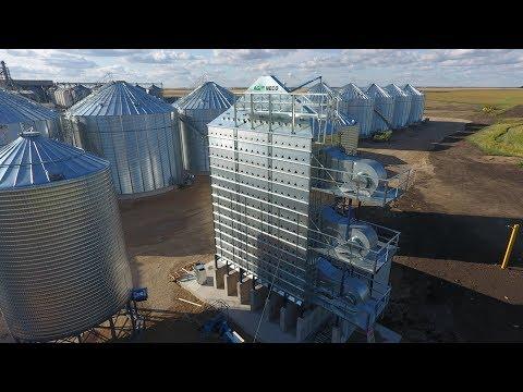 NECO Grain Dryers | Flaman Agriculture