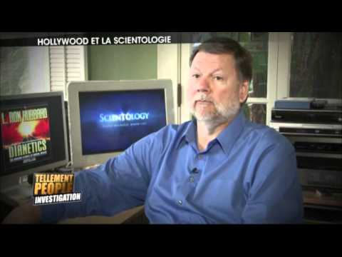 Hollywood Et La Scientologie  - French Documentary 28th April 2011
