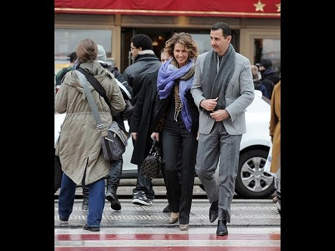 Life for women in Syria; Who is Asma Assad?  Bashar Assad on chemical weapons