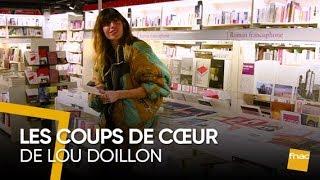 Les coups de coeur de Lou Doillon