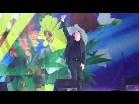 Игорь Корнелюк - Клёво (live) Луганск, 24.08.2013