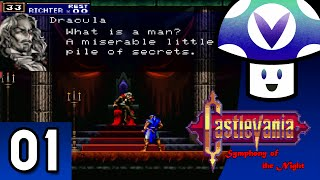 [Vinesauce] Vinny - Castlevania: Symphony of the Night (part 1)