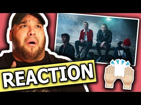 5 Seconds Of Summer - Lie To Me (Music Video) REACTION