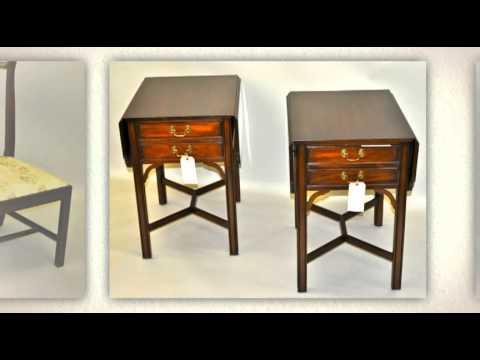 Pre Owned Henkel Harris Furniture