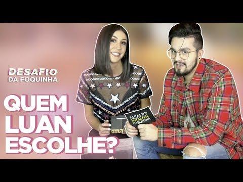 LUAN REVELA MENSAGENS DE TATA WERNECK, PERFUME DE FÊ SOUZA, PAPO COM CNCO... | Foquinha