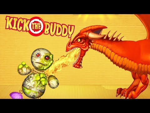kick the buddy game for android