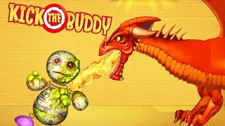 Random Weapons VS The Buddy #7  | Kick The Buddy | Android Games 2018 Gameplay | Friction Games