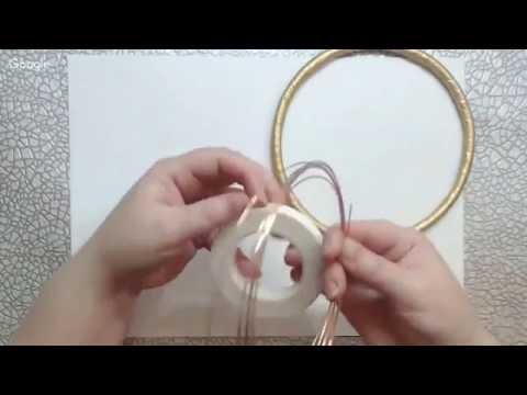 Как сделать свадебные кольца своими руками Мастер класс