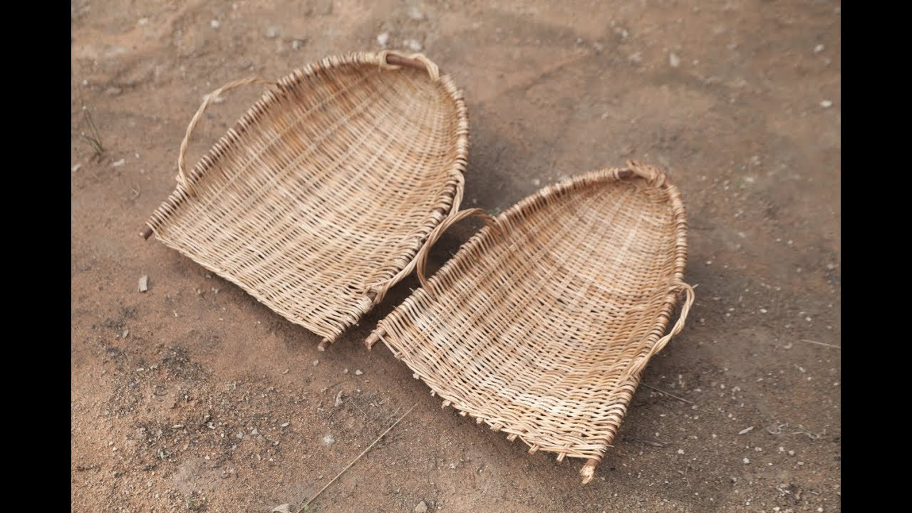 Survival Builder: Rattan Soil Carrying Basket