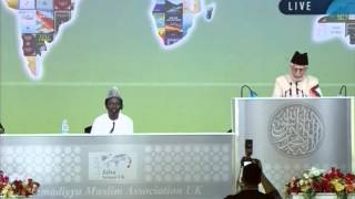 Urdu Speech: A response to criticism on the writings of the Promised Messiah (as), Islam Ahmadiyya