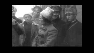 1919 - Insurgent army led by Nestor Makhno / 1919 - Повстанческая армия во главе с Нестором Махно