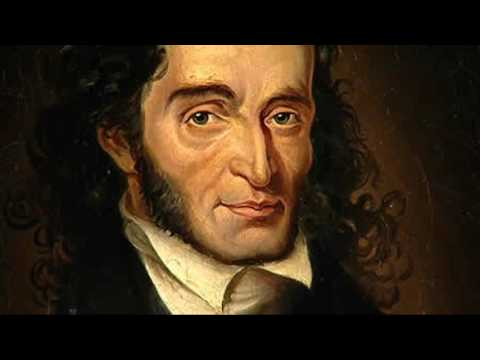 Niccolò Paganini - perpetual motion. Fantastic violin playing.