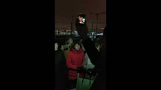 Полиция против встречи дольщиков из других городов