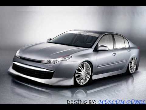 new renault laguna 3 sanal tuning youtube. Black Bedroom Furniture Sets. Home Design Ideas