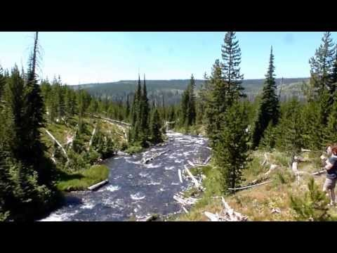 Beula lake Yellowstone 2013 - Falls River Fishing