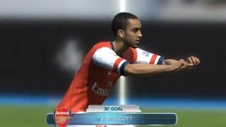 FIFA 13 All 40 Celebrations Tutorial HD