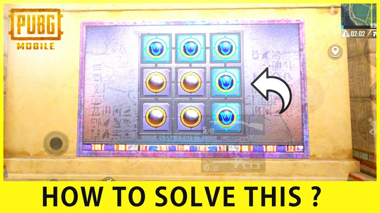 5 TIPS & TRICKS OF THE ANCIENT SECRET TO SOLVE PUZZLE | PUBG MOBILE ( HINDI )
