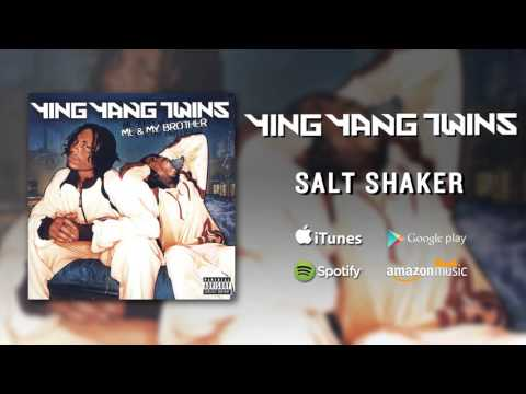 Ying Yang Twins  Salt Shaker